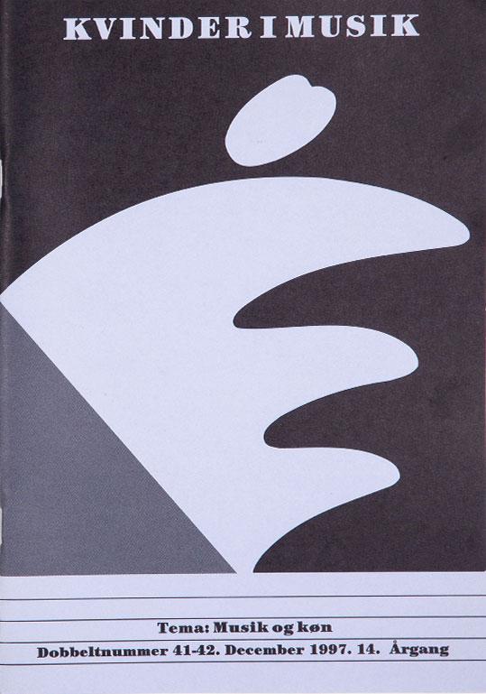 Tema: Musik og køn. Dobbeltnummer 41-42. Deceber 1997. 14. Årgang.