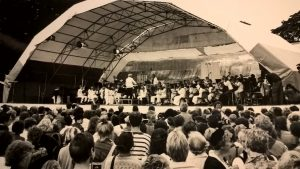Program, Nordisk Forums Åpningsprogram, Oslo, Akershus Festning, 30. juli 1988