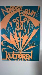 Sang til Nordisk Forum 1988, Pia Rasmussen og Ulla Munksgaard, 30. juli 1988