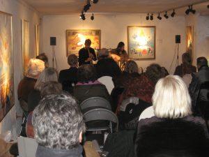 Koncert, Mizgin, Galleri Pialeh, 12. december 2010