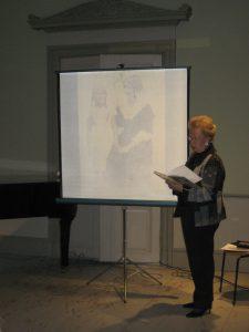 Arrangement, Husker du – Grethe Kolbe, dirigent for Underholdningsorkestret? Møstings Hus, 16. januar 2011