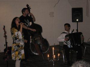 Koncert, Trio Pilpel, Frederiks Bastion, 19. juni 2011